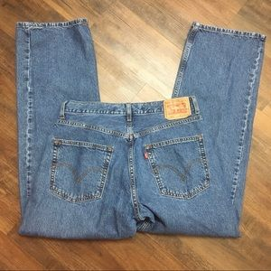Levi's 569 Men's Loose Straight Jeans